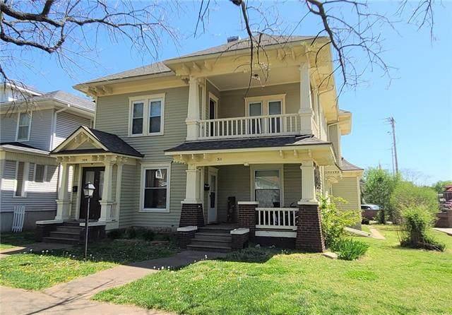 311 S Judson N/A, Fort Scott, KS 66701 (#2351403) :: Five-Star Homes