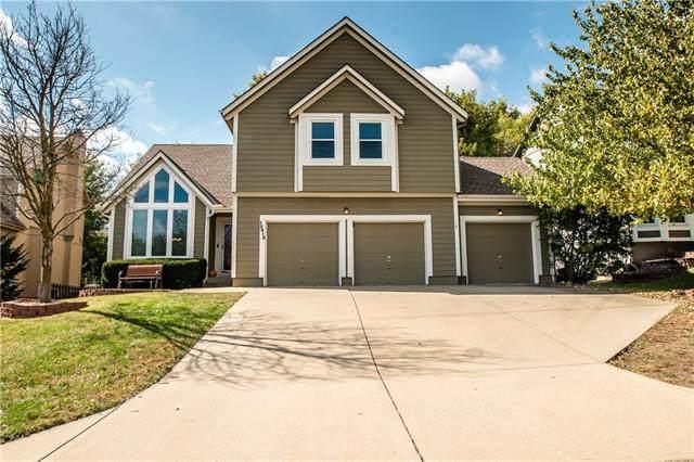 13913 W 72nd Street, Shawnee, KS 66216 (#2351449) :: Five-Star Homes