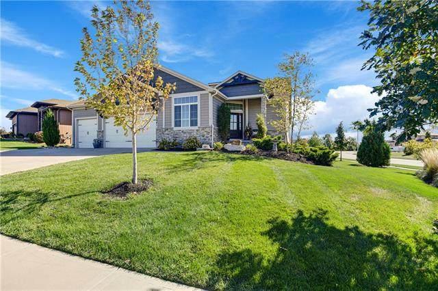 15941 W 163rd Terrace, Olathe, KS 66062 (#2351464) :: Five-Star Homes