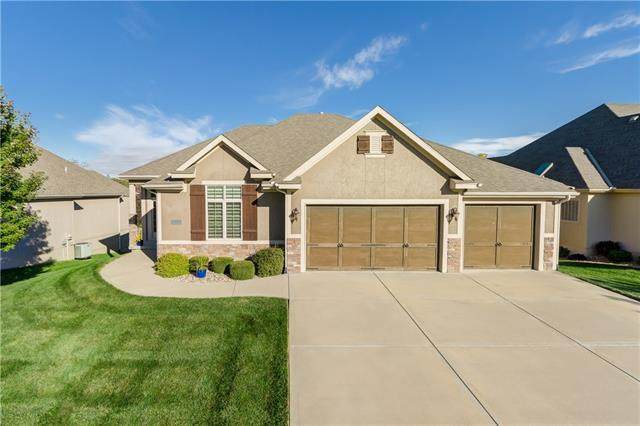 3112 NE 91st Place, Kansas City, MO 64156 (#2351471) :: Tradition Home Group | Compass Realty Group