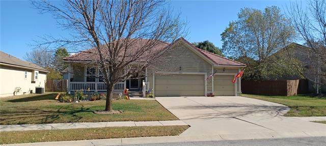 17065 S Agnes Street, Gardner, KS 66030 (#2351484) :: Five-Star Homes