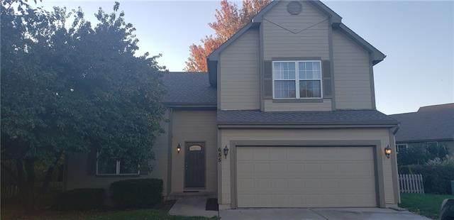 655 N Canyon Drive, Olathe, KS 66061 (#2351585) :: Five-Star Homes