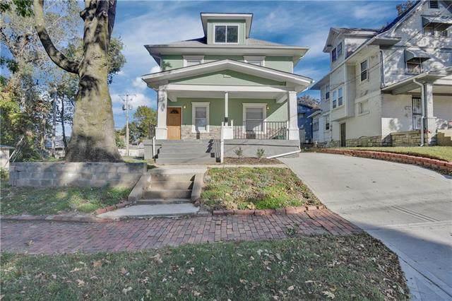 805 N 11th Street, Kansas City, KS 66102 (#2351607) :: Five-Star Homes