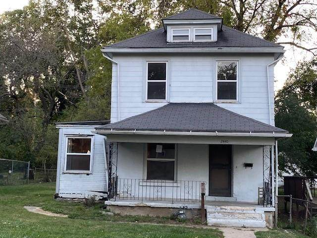 2440 College Avenue, Kansas City, MO 64127 (#2351652) :: Five-Star Homes