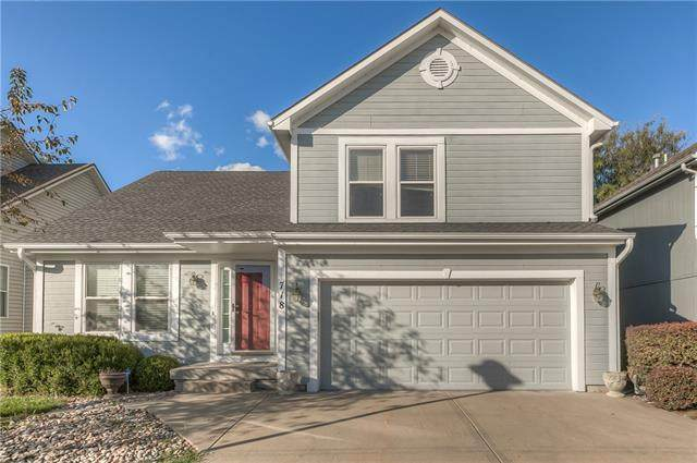 718 E 124TH Street, Kansas City, MO 64146 (#2351834) :: Tradition Home Group   Compass Realty Group