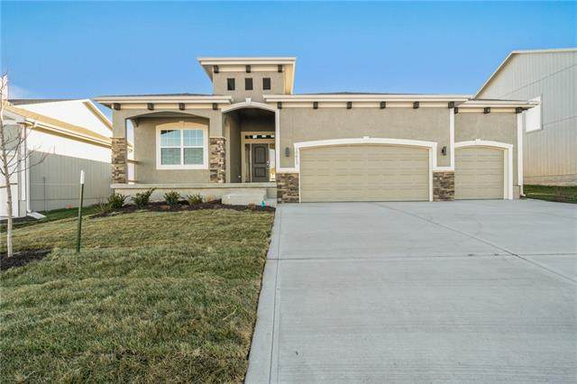 6605 NW 107th Court, Kansas City, MO 64154 (#2352051) :: The Rucker Group