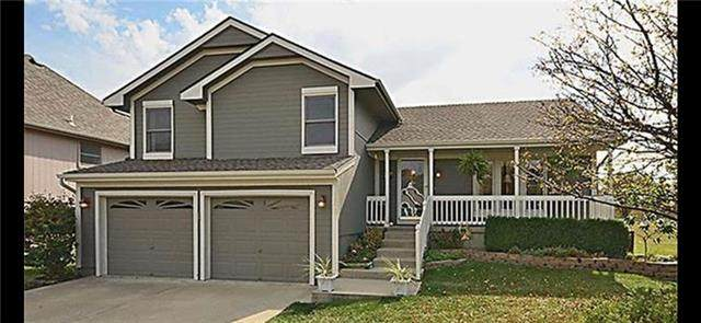 1209 Aspen Drive, Smithville, MO 64089 (#2352101) :: Audra Heller and Associates