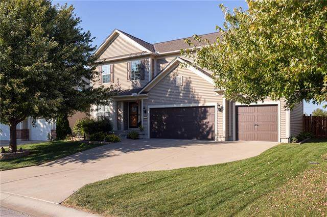 1220 SW Sapperton Street, Raymore, MO 64083 (#2352176) :: The Rucker Group