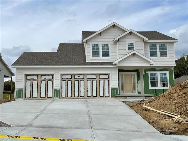 2150 Little Creek Court, Liberty, MO 64068 (#2352222) :: Ron Henderson & Associates