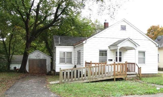 105 E Fort Scott Street Street, Butler, MO 64730 (#2352242) :: The Rucker Group