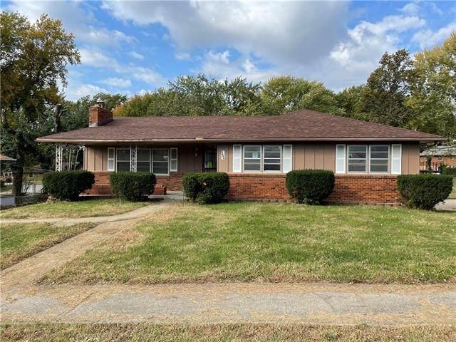 2606 N 82 Terrace, Kansas City, KS 66109 (#2352370) :: Austin Home Team