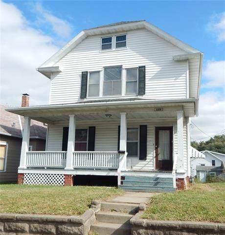1109 S 33rd Street, St Joseph, MO 64507 (MLS #2352649) :: Stone & Story Real Estate Group