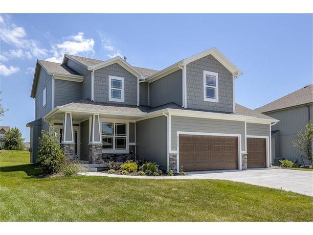 21735 W 176 Terrace, Olathe, KS 66062 (#2005920) :: Edie Waters Team