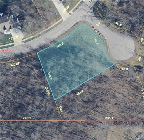 Lot 6 Hills Of Oakwood N/A, Liberty, MO 64068 (#2023559) :: The Shannon Lyon Group - ReeceNichols