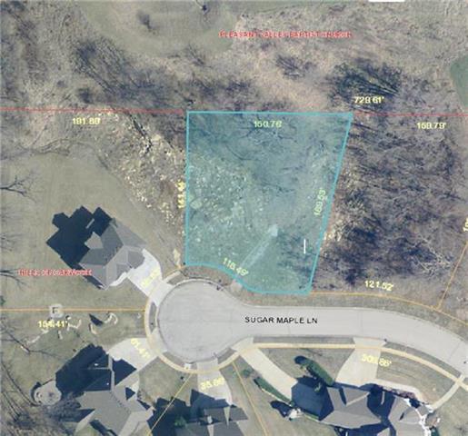 Lot 27 Sugar Maple Lane, Liberty, MO 64068 (#2023562) :: Char MacCallum Real Estate Group