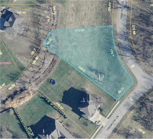 Lot 44 Timber Ridge Drive, Liberty, MO 64068 (#2023568) :: Char MacCallum Real Estate Group