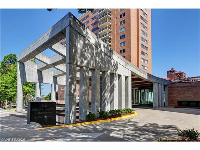 121 W 48th #507 Street, Kansas City, MO 64112 (#2025771) :: Carrington Real Estate Services