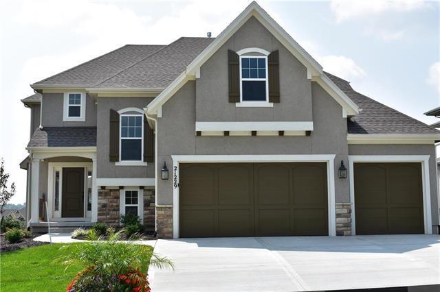 21229 W 59TH Terrace, Shawnee, KS 66218 (#2027170) :: Edie Waters Network