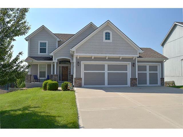 9305 NE 109th Terrace, Kansas City, MO 64157 (#2064700) :: Tradition Home Group