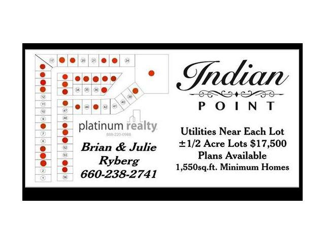 Lot 40 Indian Point Road, Warrensburg, MO 64093 (#2066750) :: Edie Waters Network