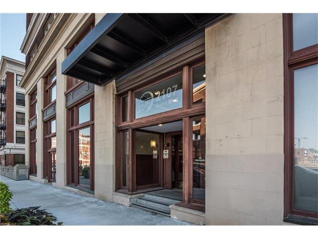 2107 Grand Boulevard #502, Kansas City, MO 64108 (#2071968) :: Carrington Real Estate Services