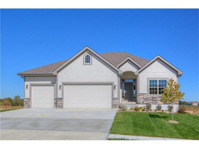 316 Old Trail Run N/A, Kearney, MO 64060 (#2073914) :: Tradition Home Group
