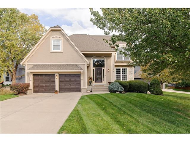13916 W 120th Street, Olathe, KS 66062 (#2076111) :: Select Homes - Team Real Estate
