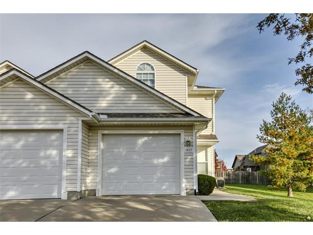 1417 SE Lexington Avenue, Lee's Summit, MO 64081 (#2078009) :: Carrington Real Estate Services