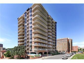 411 W 46th Terrace #1201, Kansas City, MO 64112 (#2078891) :: The Shannon Lyon Group - Keller Williams Realty Partners