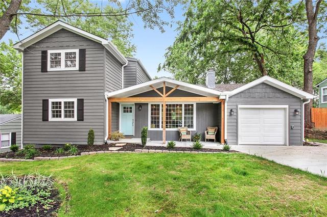4016 W 72nd Terrace, Prairie Village, KS 66208 (#2079184) :: Edie Waters Network