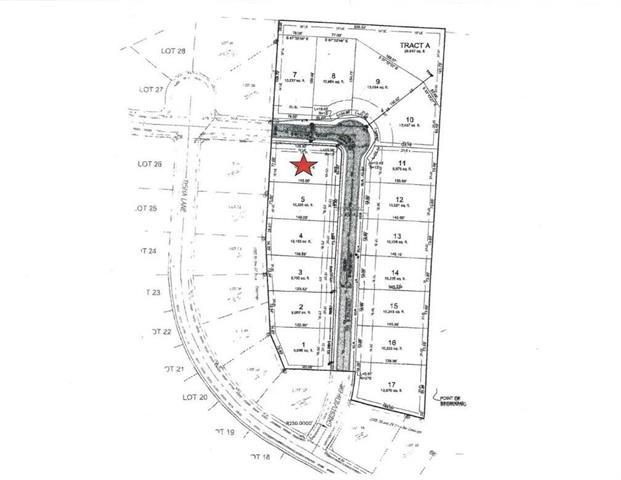 Lot 6 Crestview Drive, Grain Valley, MO 64029 (#2080032) :: Edie Waters Network