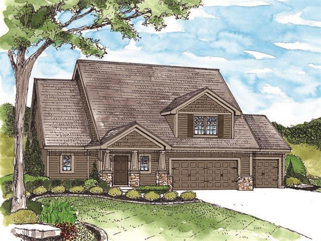 116 SE Briar Valley Lane, Blue Springs, MO 64064 (#2083331) :: Tradition Home Group