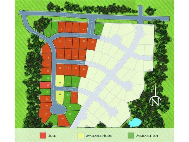 2501 NE Amanda Lane, Blue Springs, MO 64029 (#2084043) :: Edie Waters Team