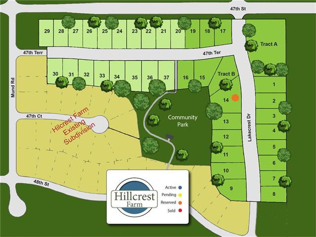 Lot 20 47th Terrace, Shawnee, KS 66218 (#2085204) :: The Shannon Lyon Group - ReeceNichols