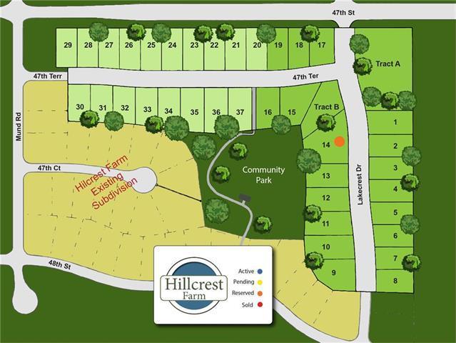 Lot 37 47th Terrace, Shawnee, KS 66218 (#2085224) :: The Shannon Lyon Group - ReeceNichols
