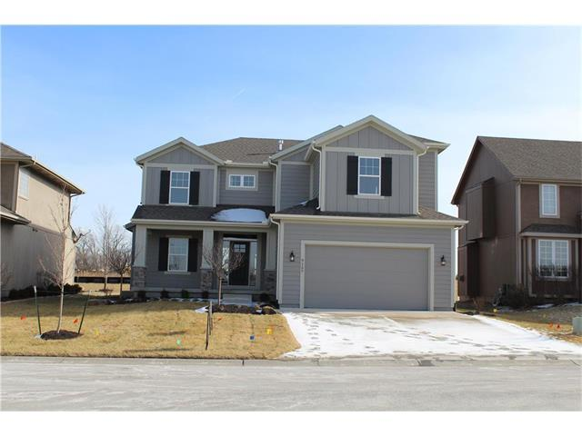 9157 Carbondale Street, Lenexa, KS 66227 (#2086524) :: The Shannon Lyon Group - Keller Williams Realty Partners
