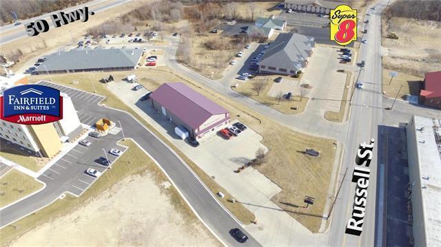 405 E Russell Road, Warrensburg, MO 64093 (#2087850) :: HergGroup Kansas City