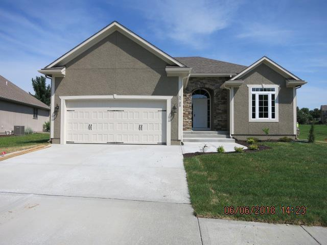 5705 NW 110th Court, Kansas City, MO 64154 (#2088373) :: Edie Waters Network