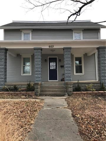 603 S Independence Street, Harrisonville, MO 64701 (#2089107) :: The Shannon Lyon Group - Keller Williams Realty Partners