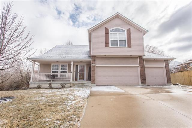 509 NE Topaz Place, Lee's Summit, MO 64086 (#2089730) :: Kedish Realty Group at Keller Williams Realty
