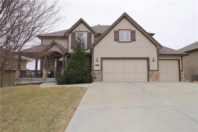 2403 NE 110th Terrace, Kansas City, MO 64155 (#2089878) :: Dani Beyer Real Estate