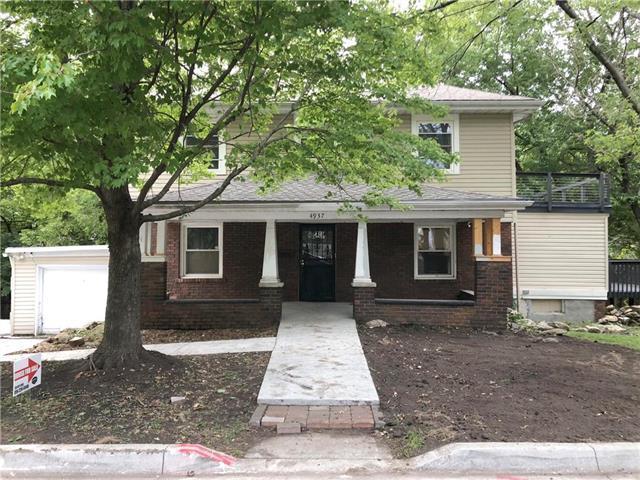 4937 Tracy Avenue, Kansas City, MO 64110 (#2090099) :: Edie Waters Network