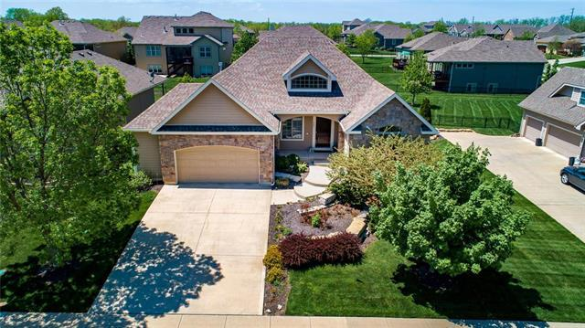 343 N Eaton Drive, Lawrence, KS 66049 (#2094102) :: The Shannon Lyon Group - ReeceNichols