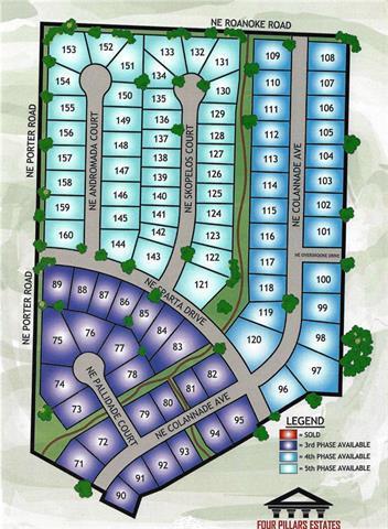 Lot #79 N/A, Blue Springs, MO 64029 (#2098583) :: NestWork Homes