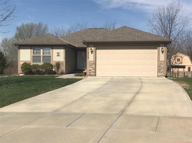 710 Hidden Meadows Court, Paola, KS 66071 (#2099260) :: Char MacCallum Real Estate Group