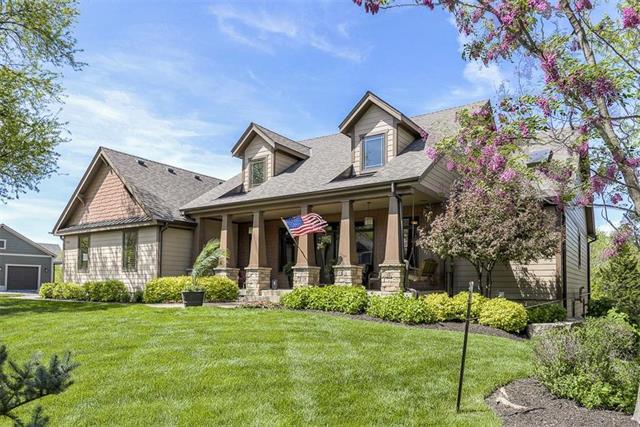 9180 Shorewood Drive, Desoto, KS 66018 (#2100274) :: No Borders Real Estate