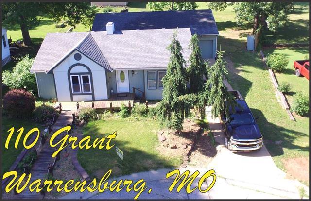 110 Grant Drive, Warrensburg, MO 64093 (#2102528) :: Edie Waters Network