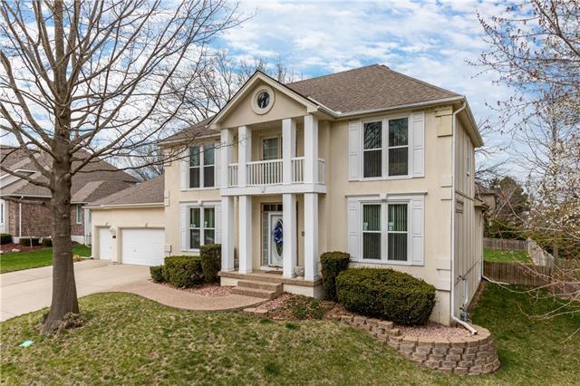 2117 SW Park Avenue, Blue Springs, MO 64015 (#2102788) :: NestWork Homes