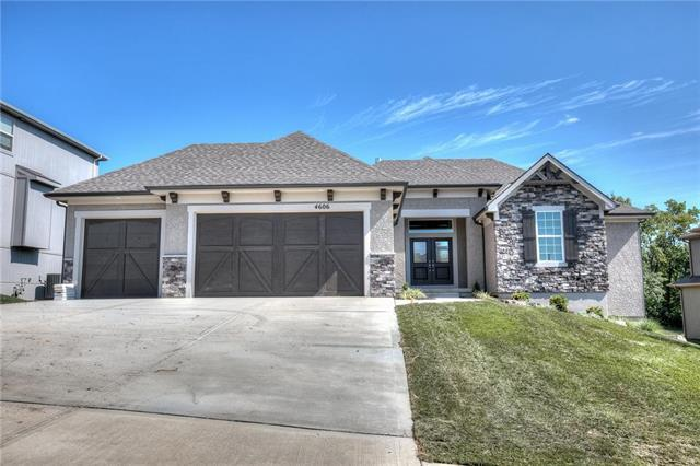 4606 NW 71st Street, Kansas City, MO 64151 (#2104196) :: House of Couse Group