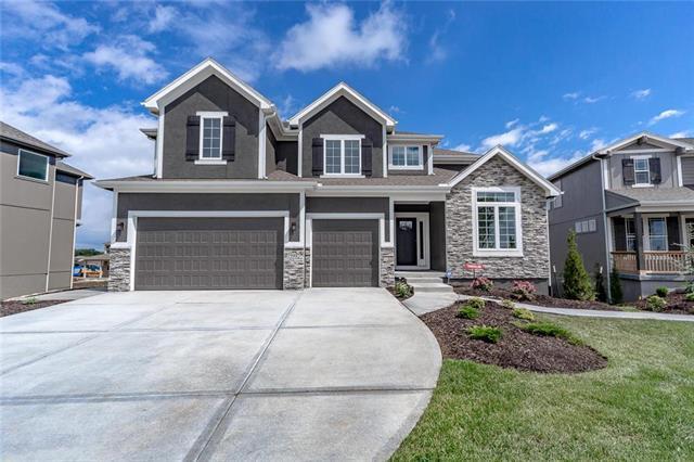 15992 W 172nd Terrace, Olathe, KS 66062 (#2104874) :: House of Couse Group